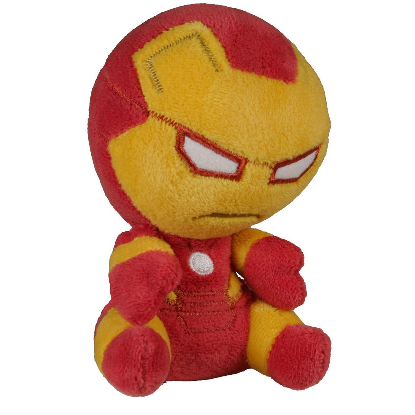 Iron Man Mopeez Plush Figure