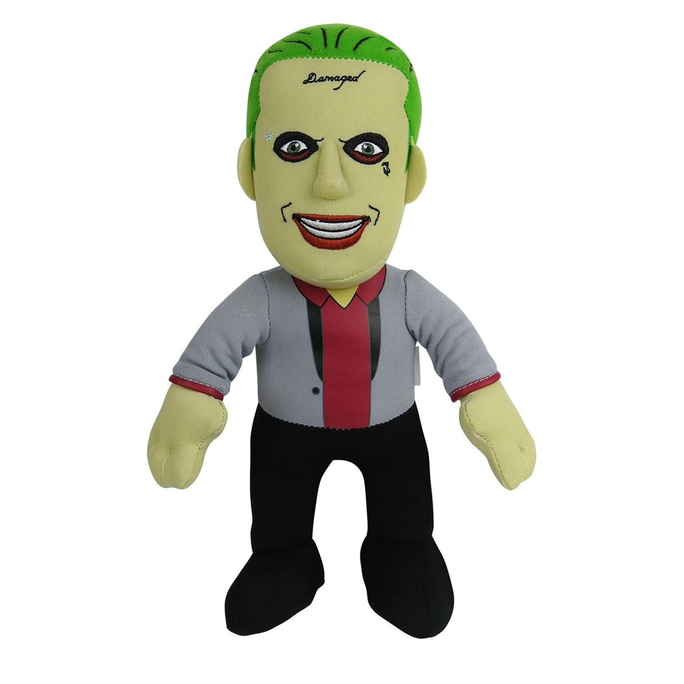 Suicide Squad Joker Bleacher Creature Plush Figure