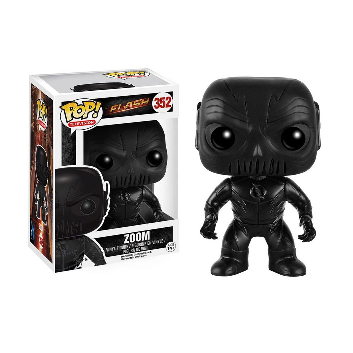 Flash Zoom Funko Pop Vinyl Figure