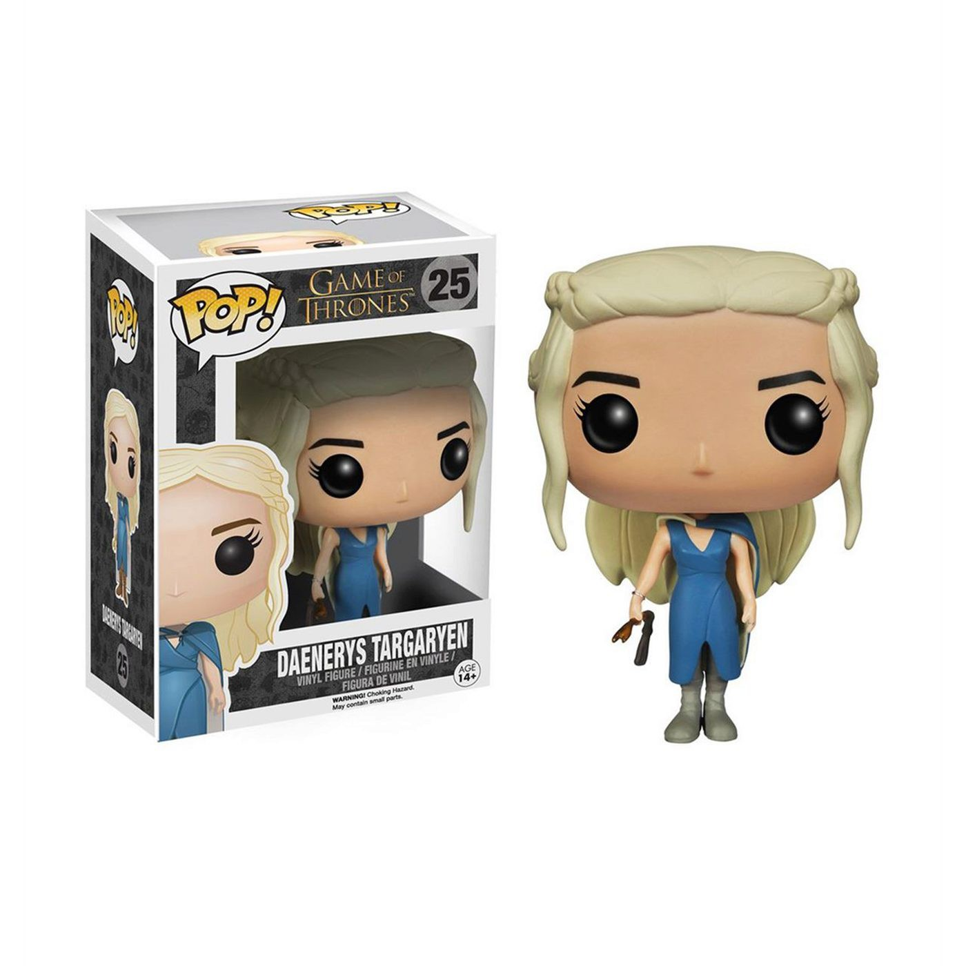 GOT Daenerys Targaryen Mother of Dragons Pop Vinyl