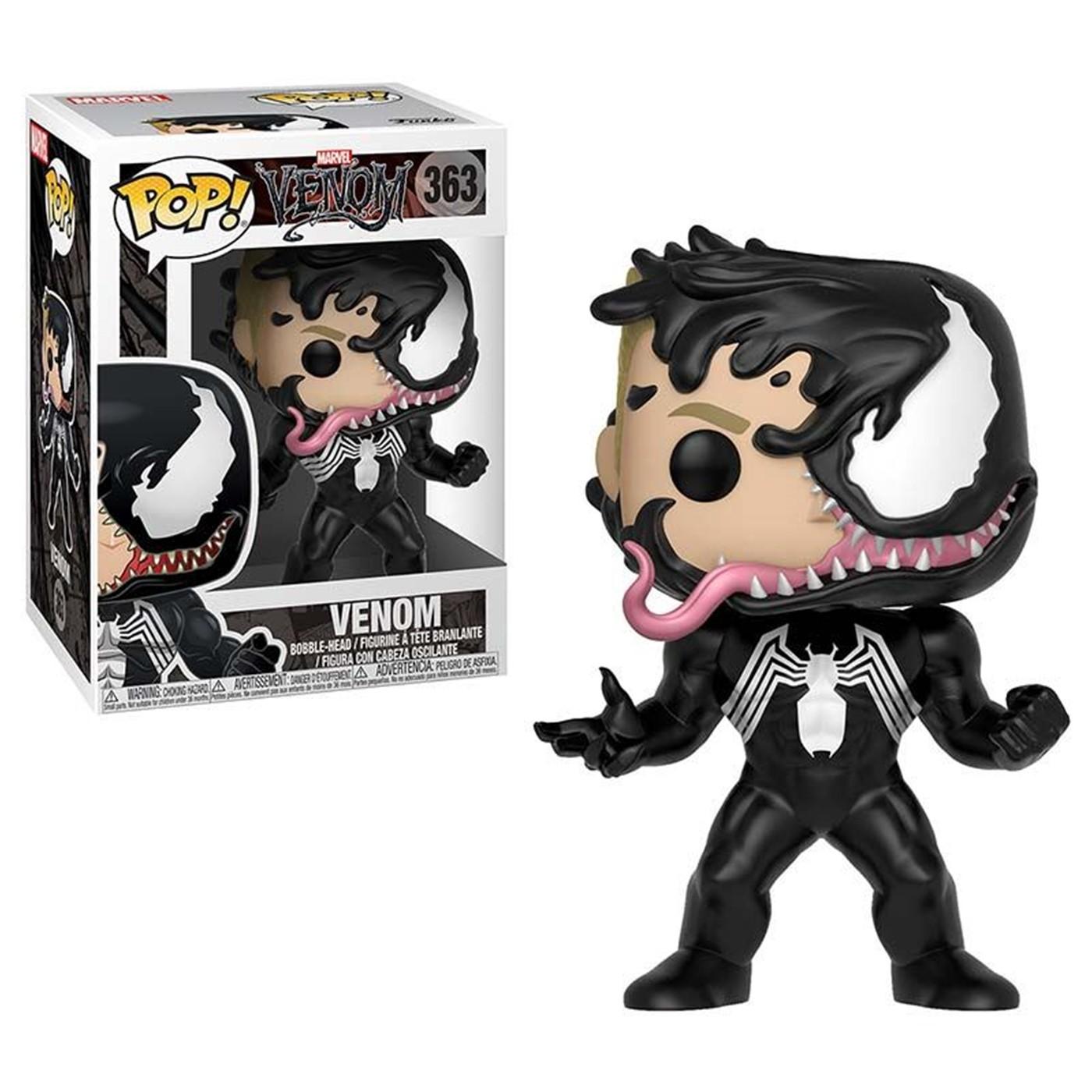 Venom Eddie Brock Funko Pop Bobble Head