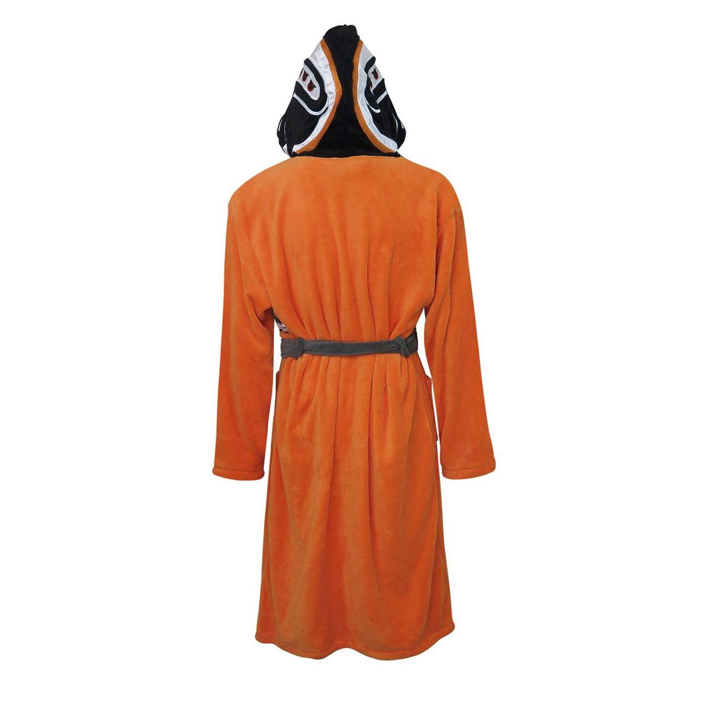 Star Wars X-Wing Fighter Fleece Robe