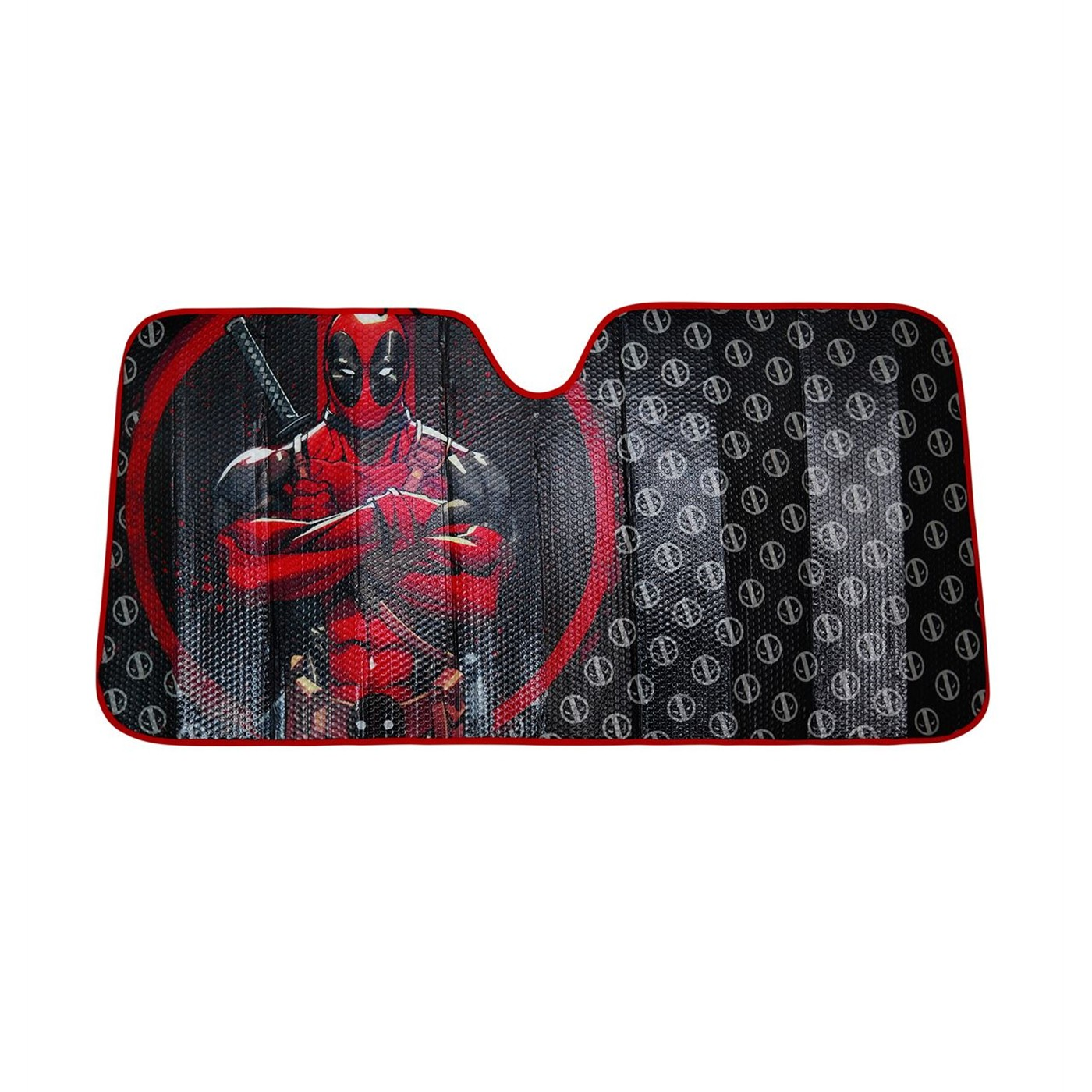 Deadpool Arms Crossed Sunshade