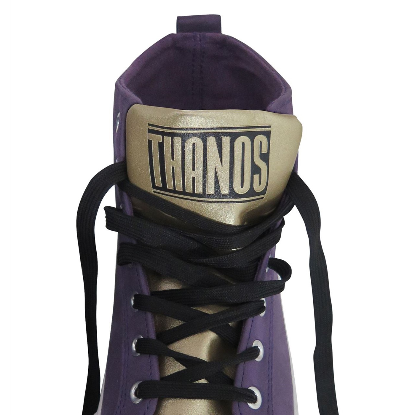 Thanos Infinity Gauntlet Men's High Top Sneakers