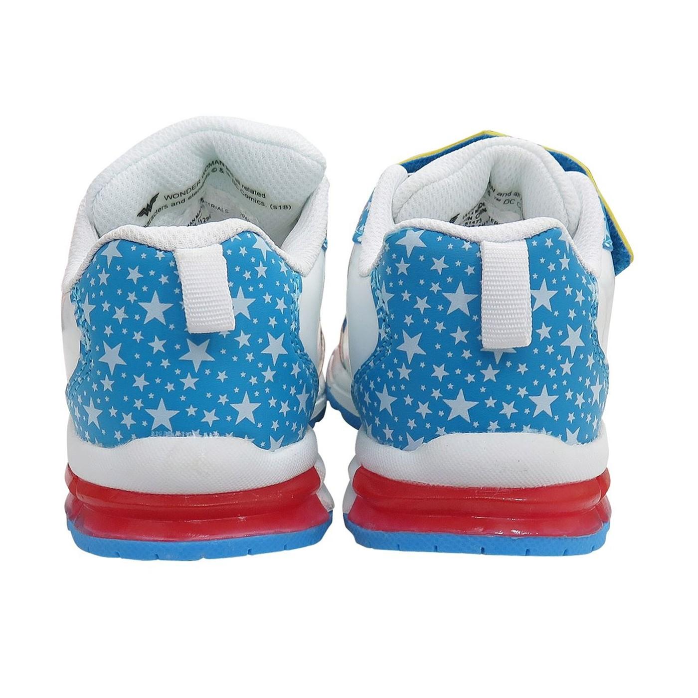 Wonder Woman Super Star Kids Sneakers