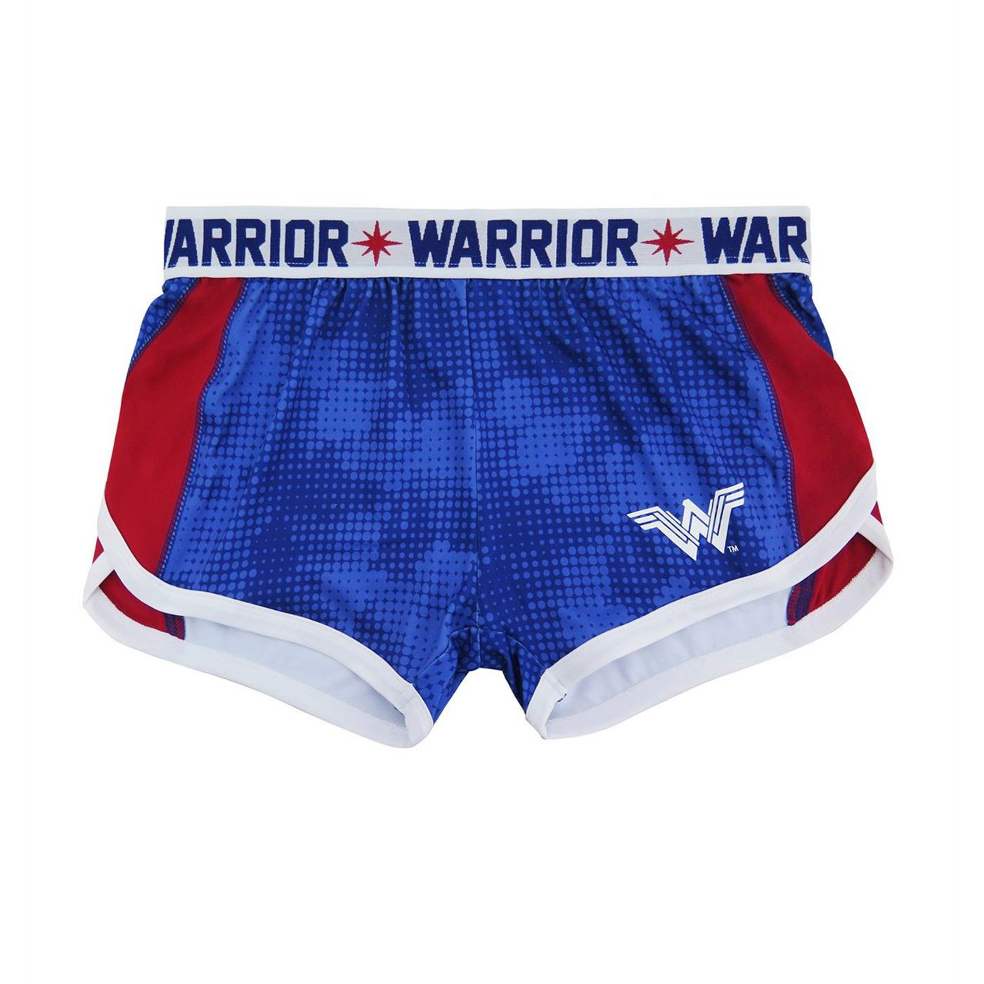 Wonder Woman Warrior Women's Track Shorts