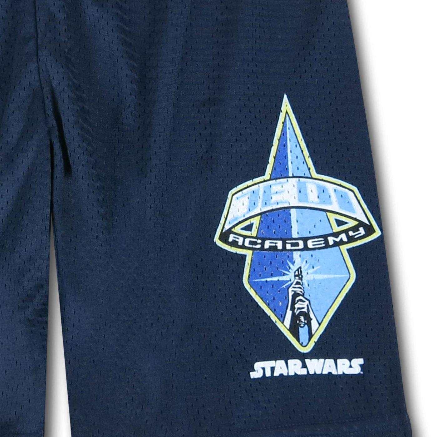 Star Wars Jedi Academy Mesh Shorts