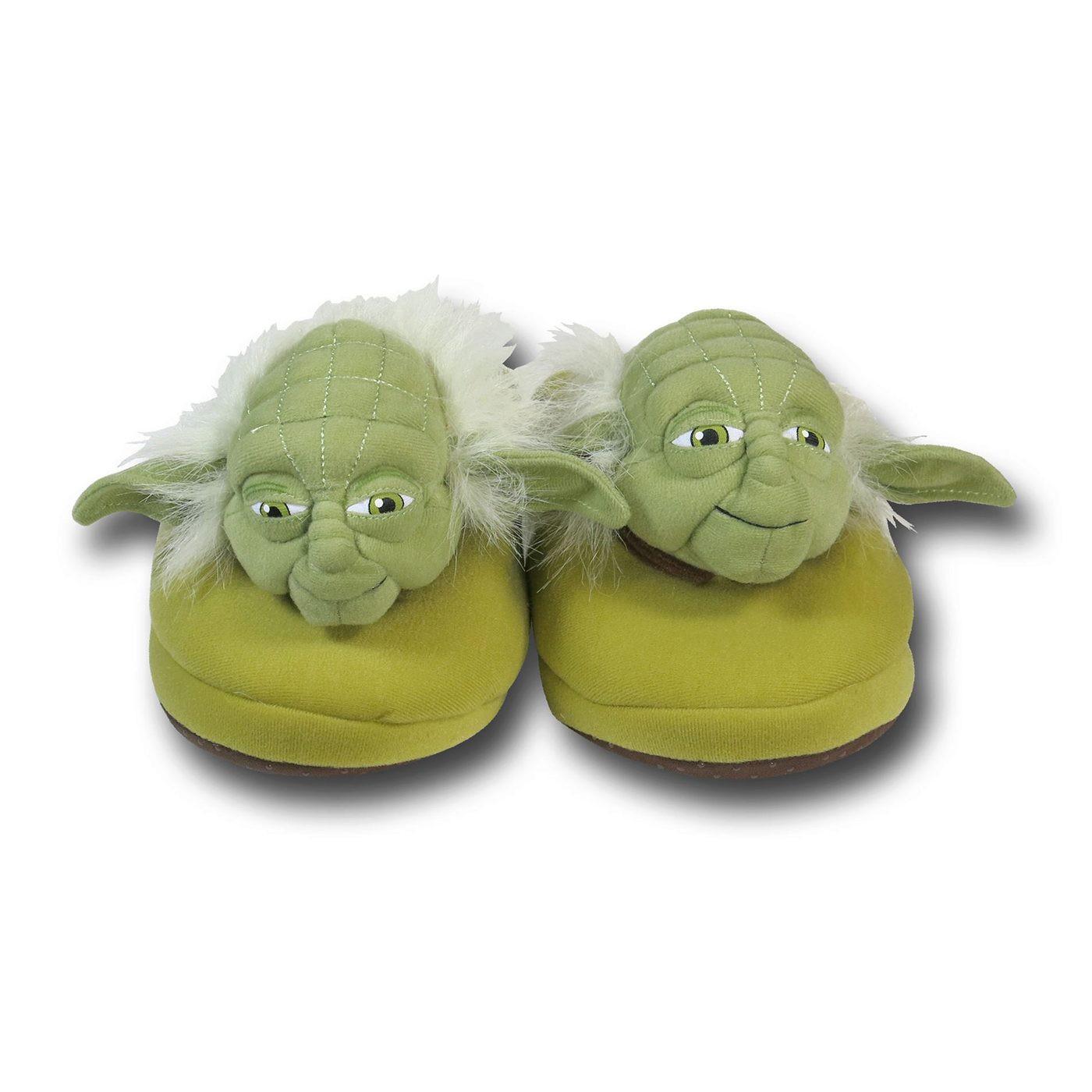 Star Wars Yoda Slippers