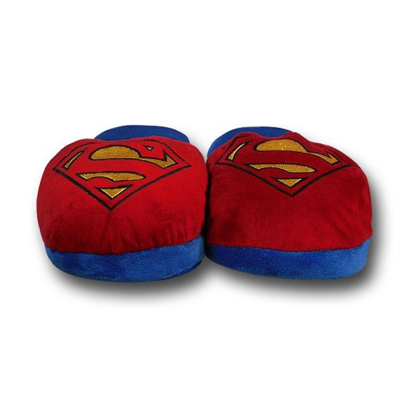 Superman 3D Symbol Men's Slippers