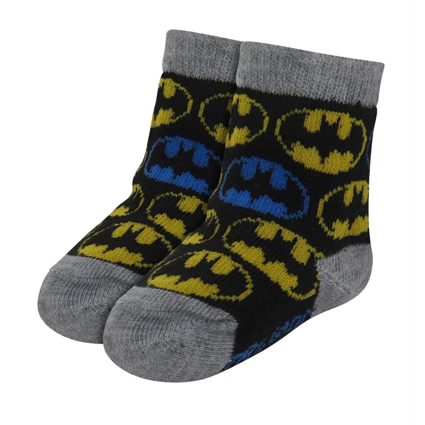 Batman Classic Infant Socks 6-Pack