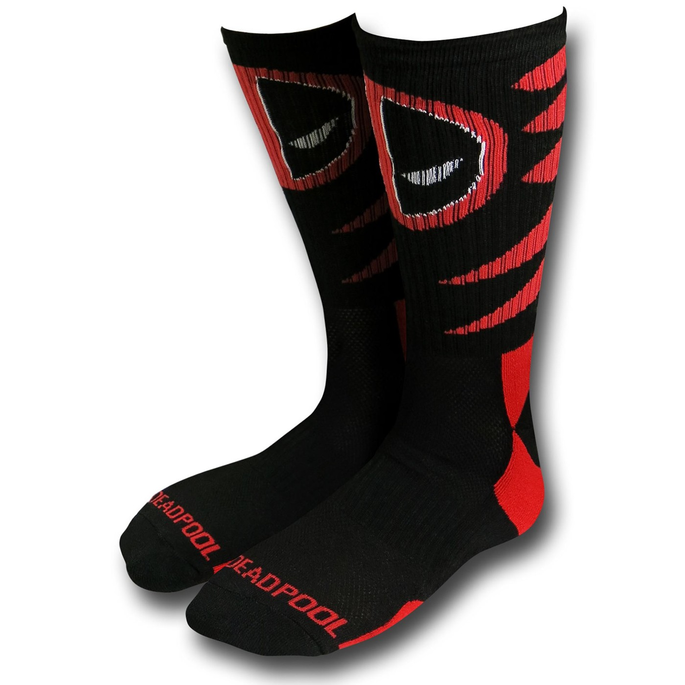 Deadpool Athletic Socks