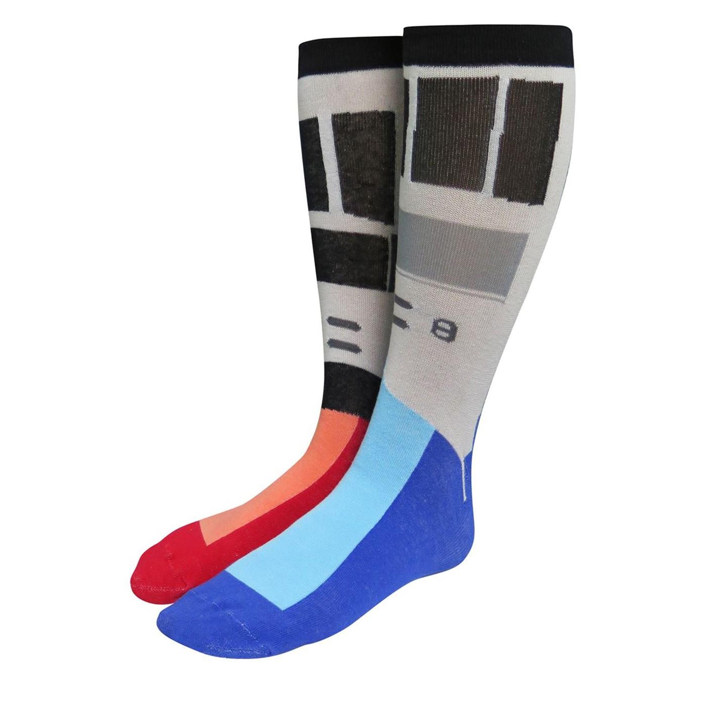 Star Wars Lightsabers Crew Socks