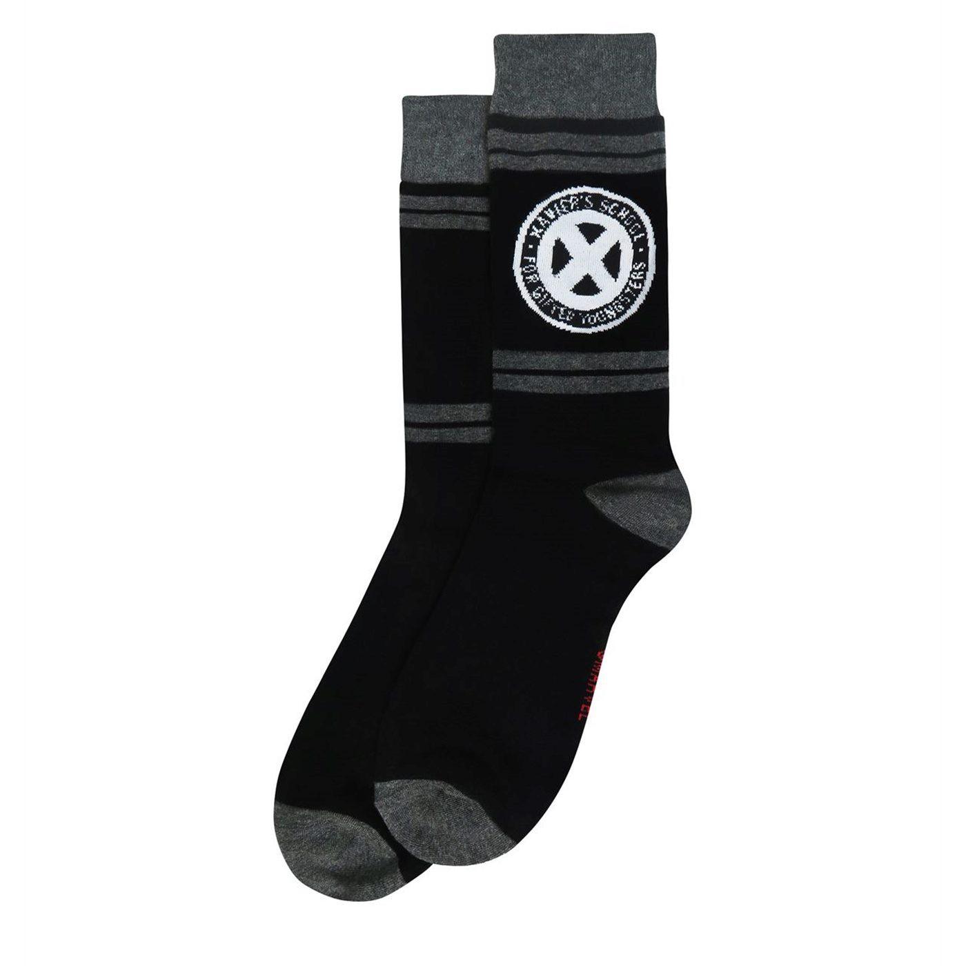 X-Men Mutant and Proud Sock 2 Pack