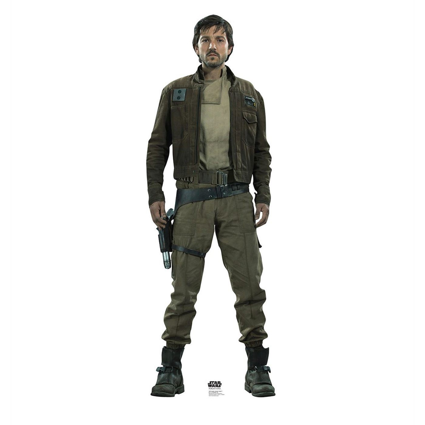 Star Wars Rogue One Captain Cassain Andor Cutout