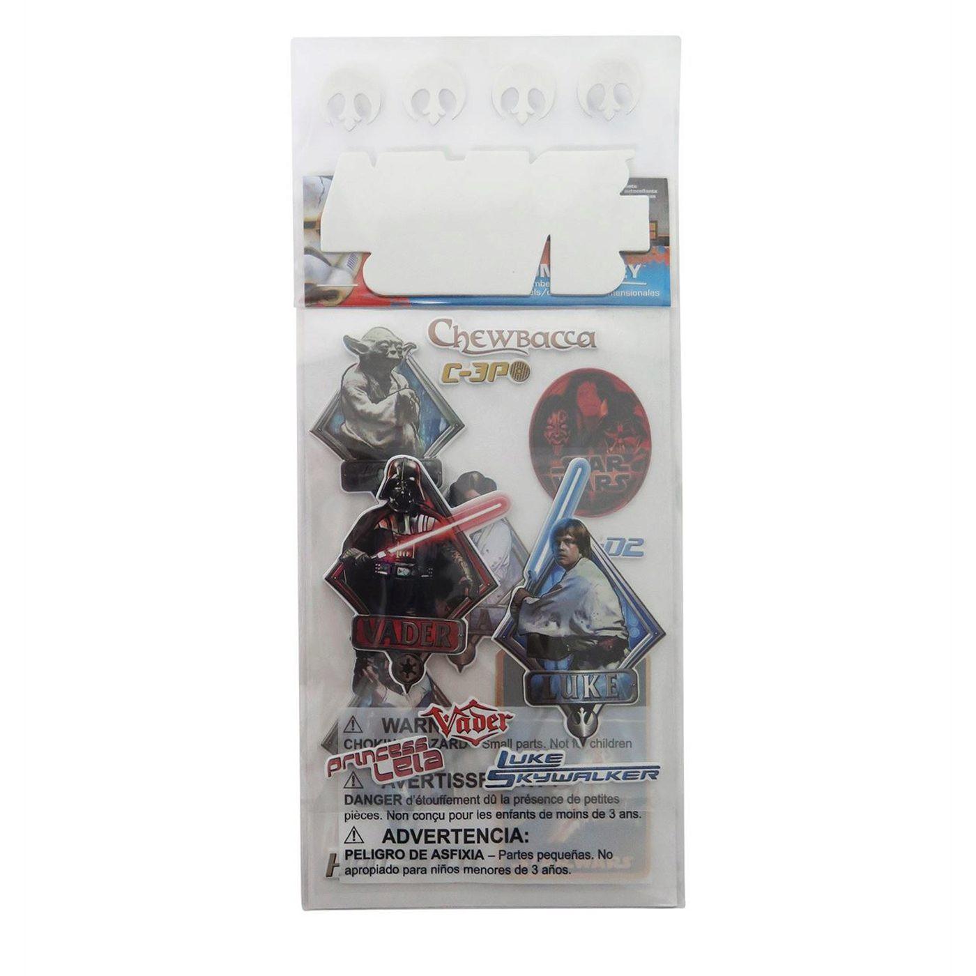 Star Wars Medley Sticker Pack