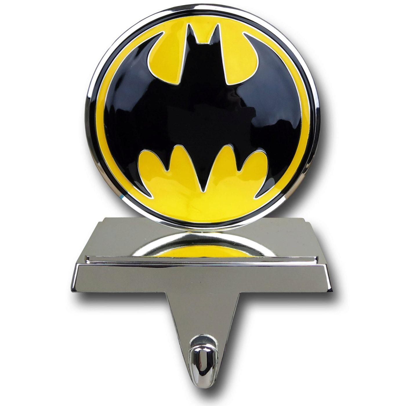 Batman Stocking Holder