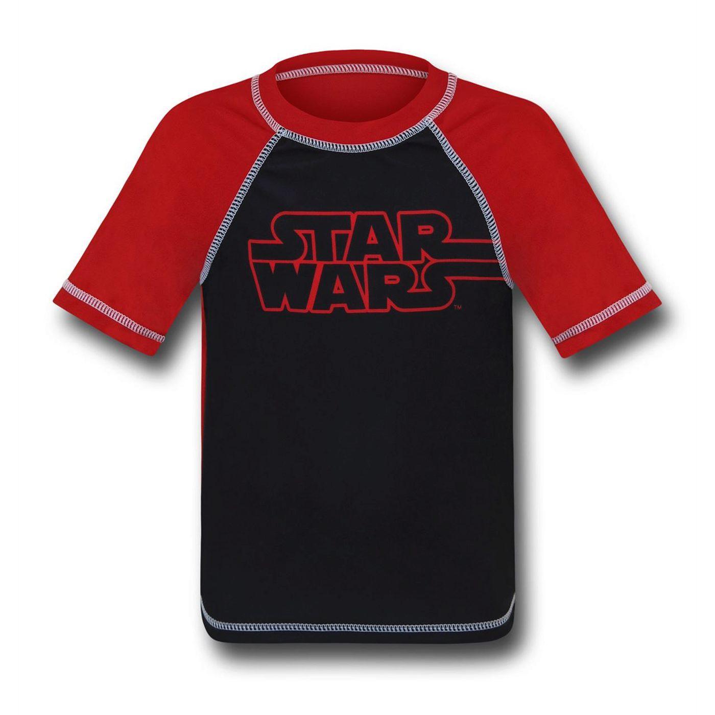 Star Wars Kids Rashguard