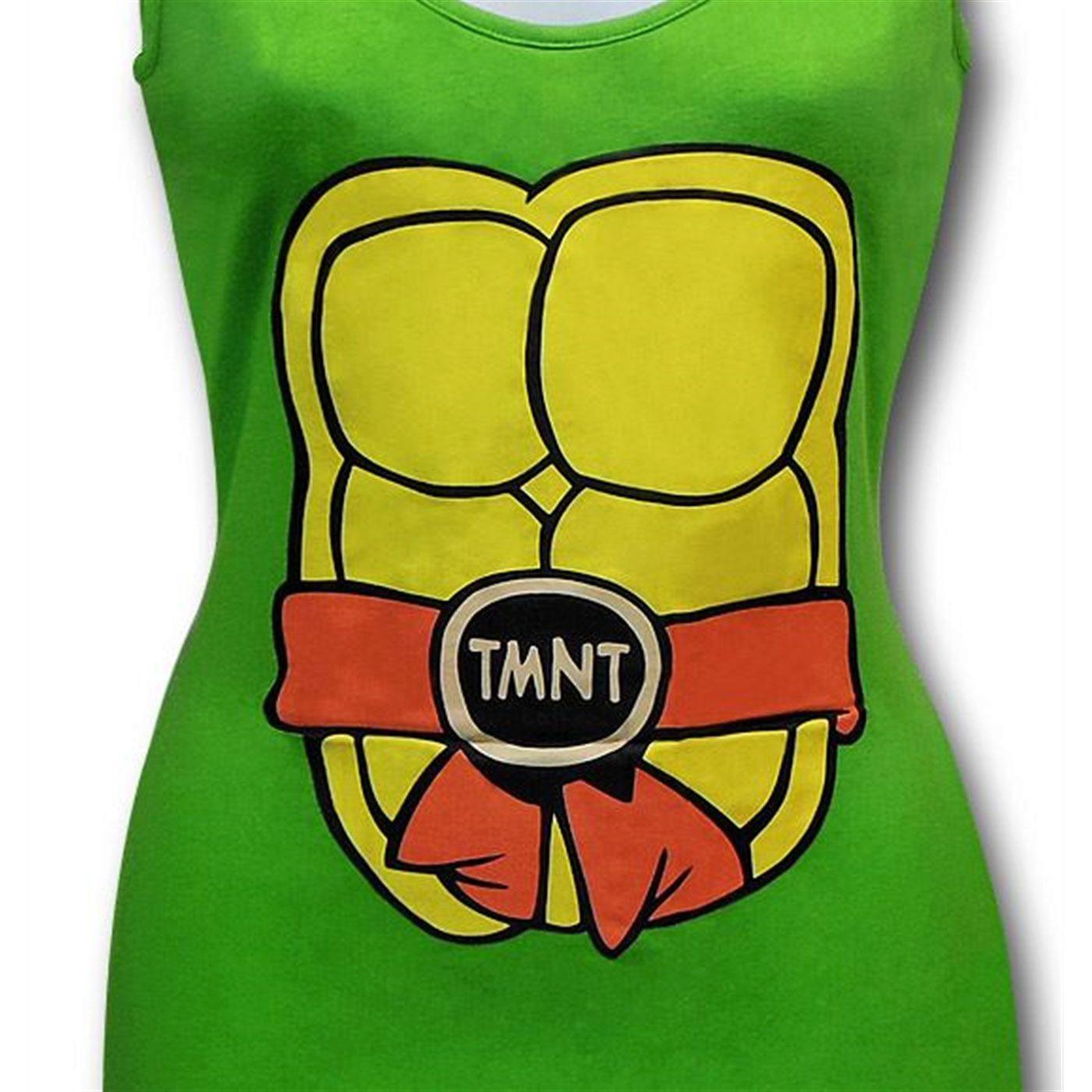 TMNT Costume Women's Tank Dress