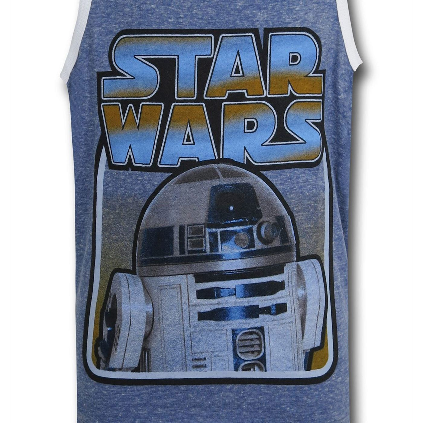 Star Wars Retro R2-D2 Kids Tank Top