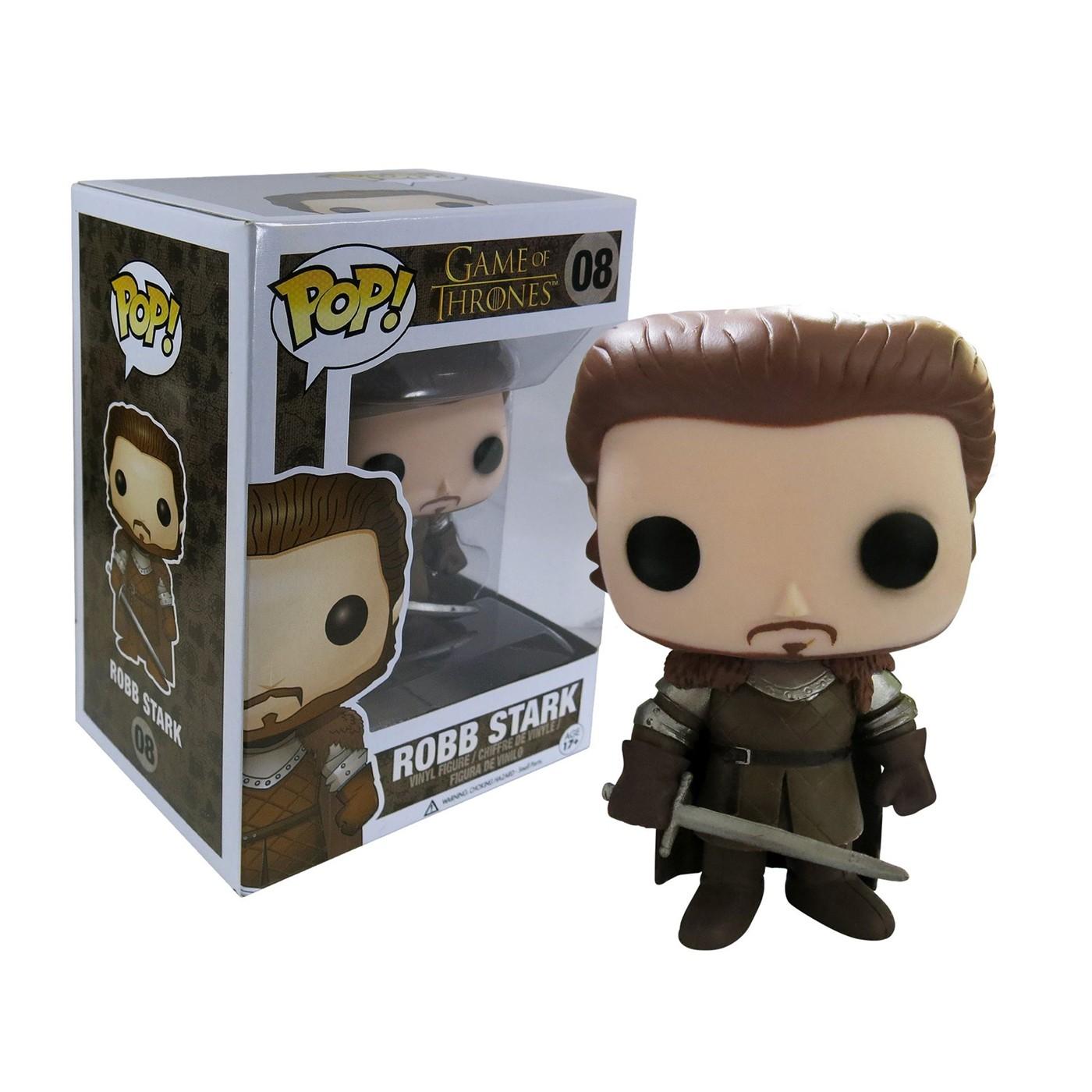 Game of Thrones Robb Stark Pop Vinyl Figure