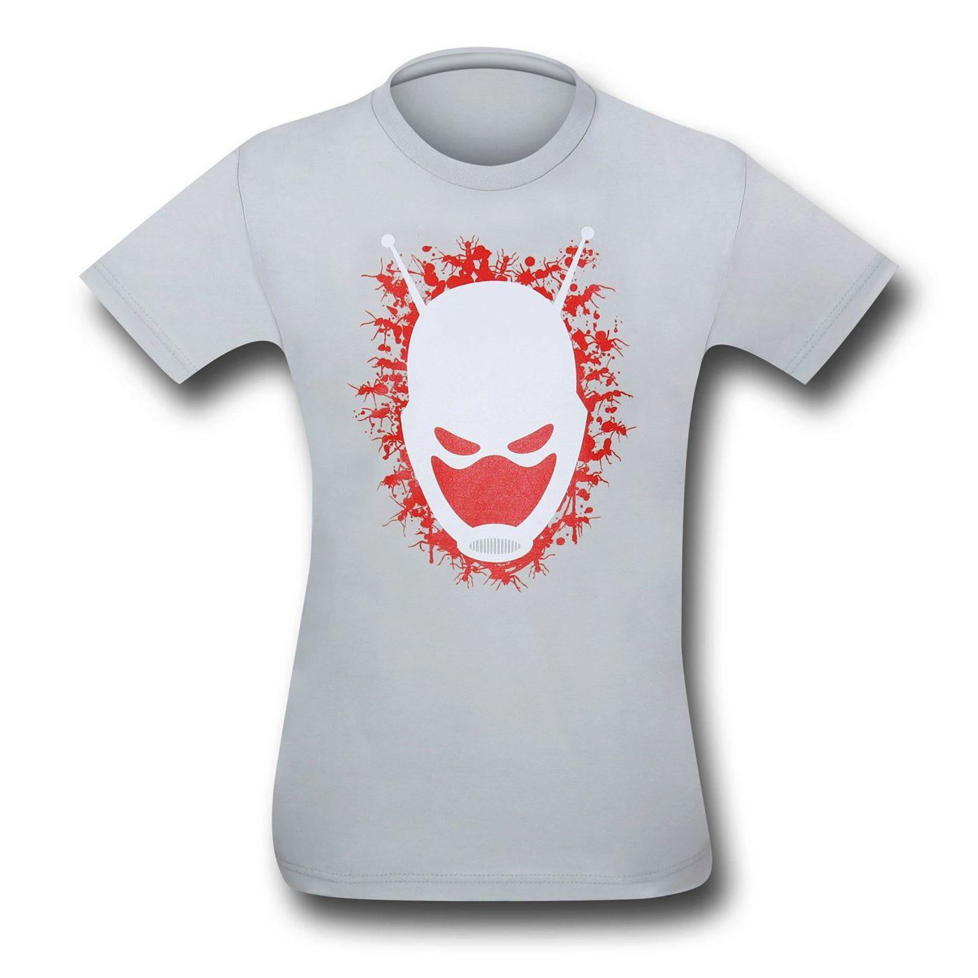 Ant-Man Minimal Helmet 30 Single T-Shirt