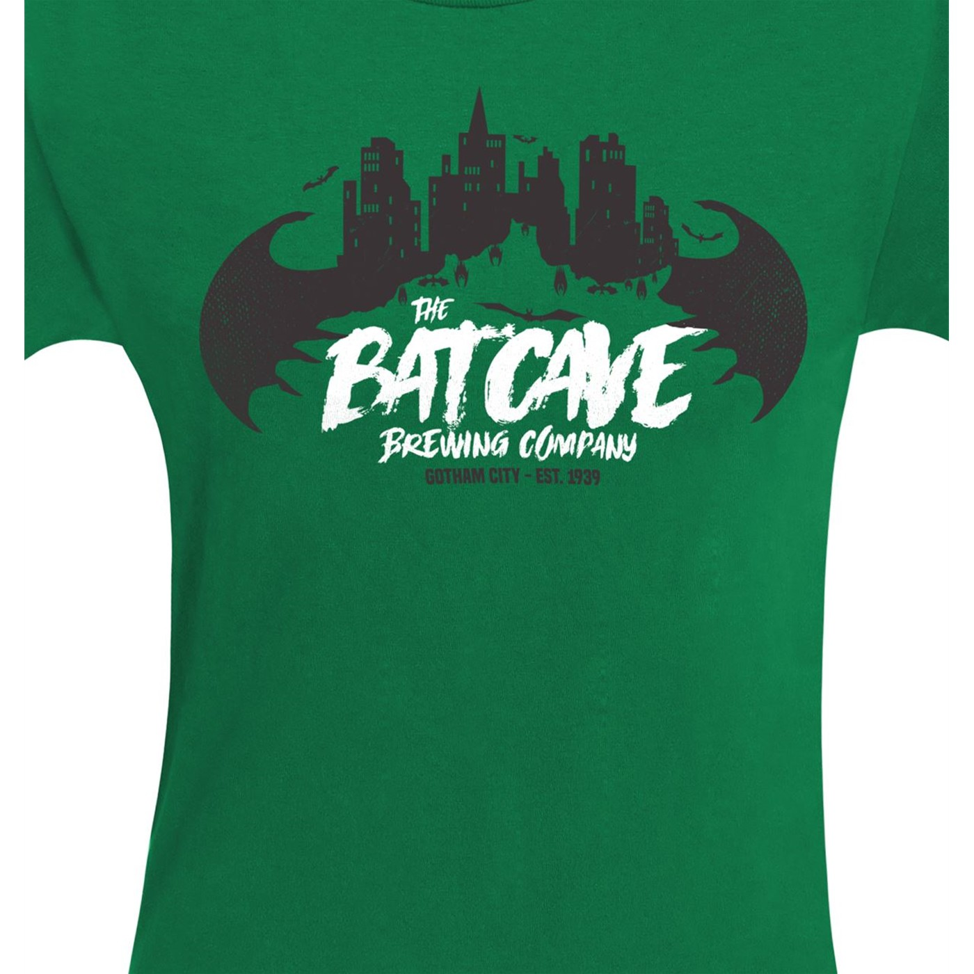 The Batcave Brewing Company Men's T-Shirt