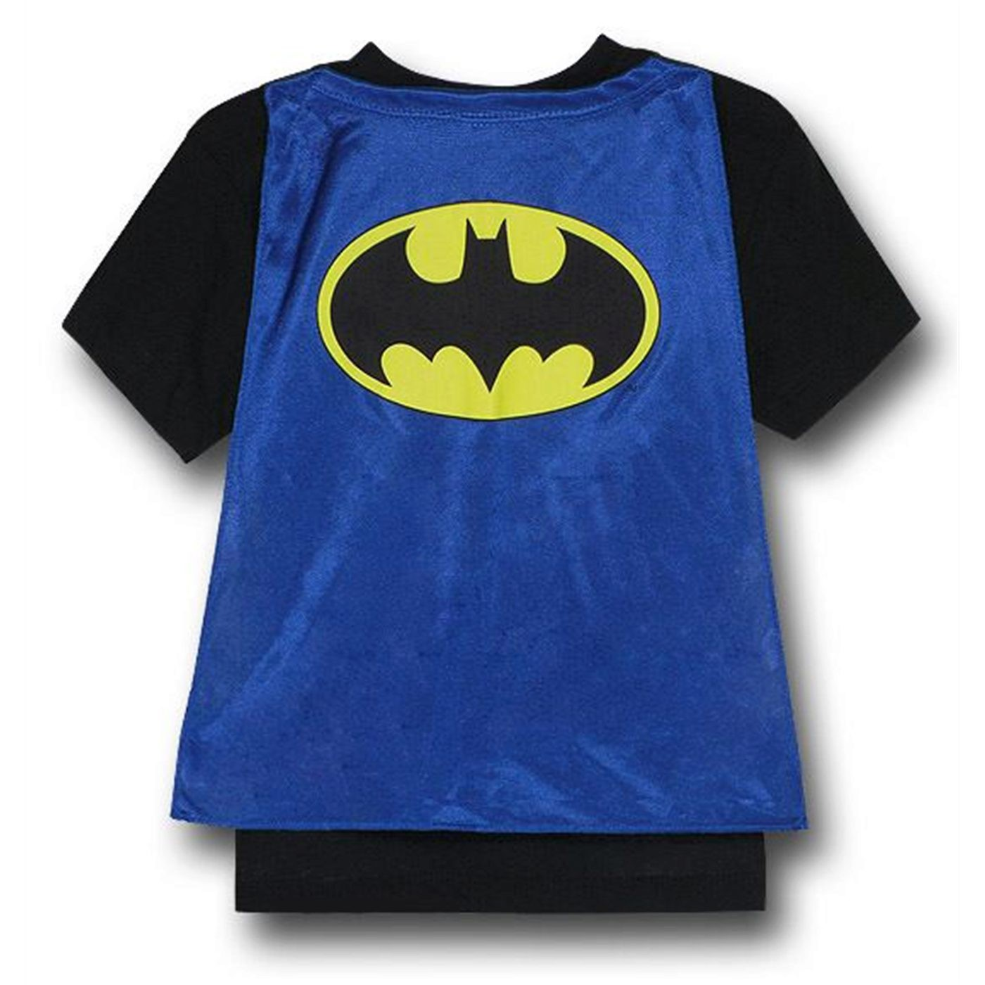 Batman Kids Costume Caped T-Shirt