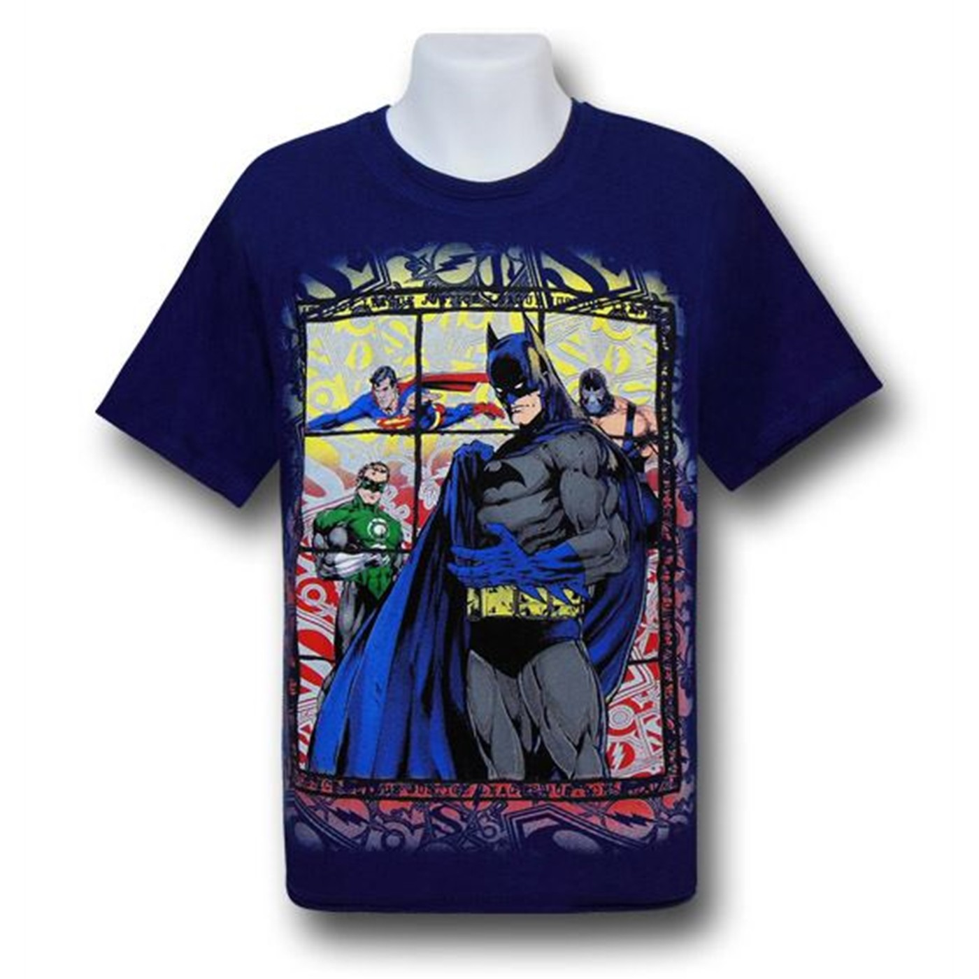 Batman JLA vs. Bane Kids T-Shirt
