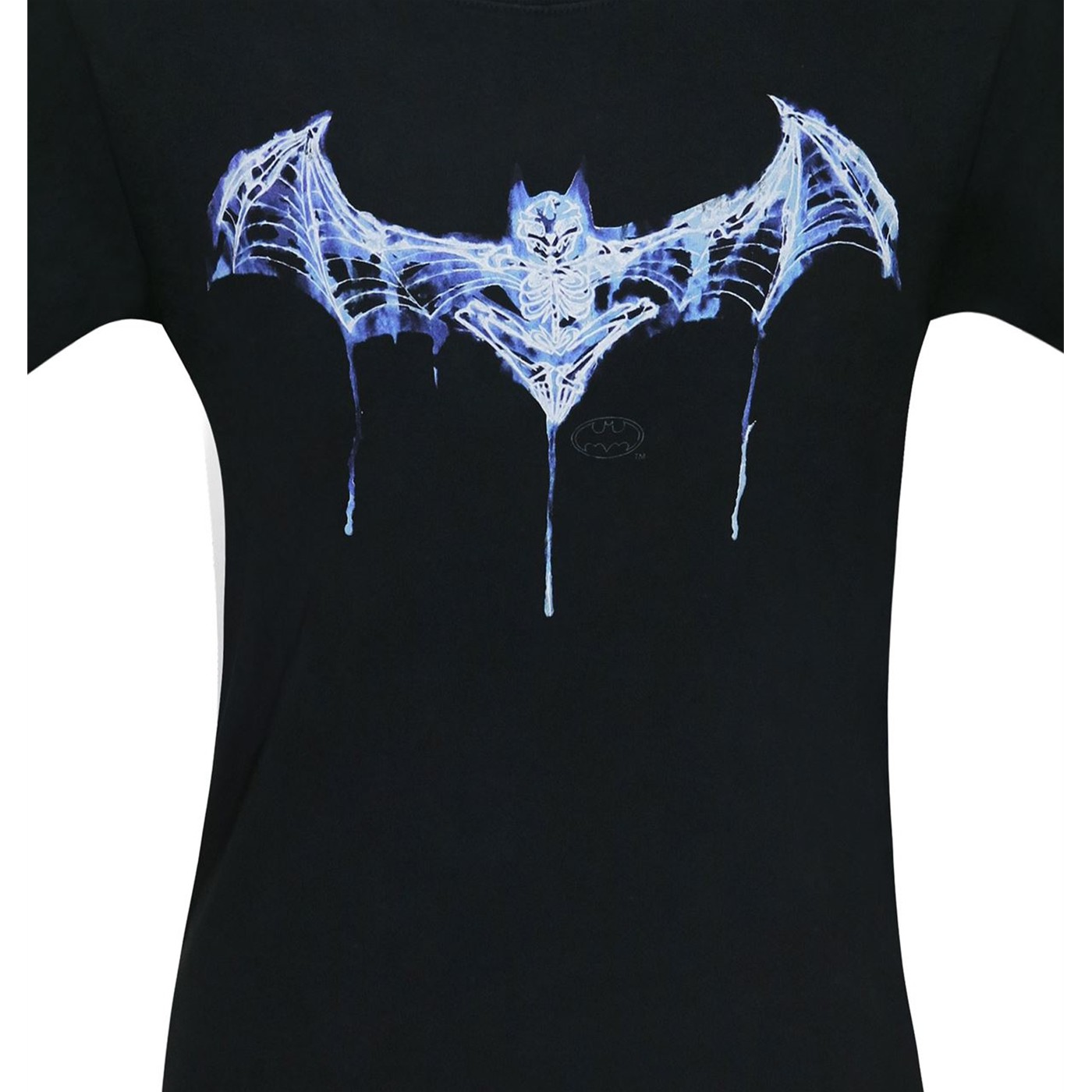 Batman Skeleton Logo Men's T-Shirt