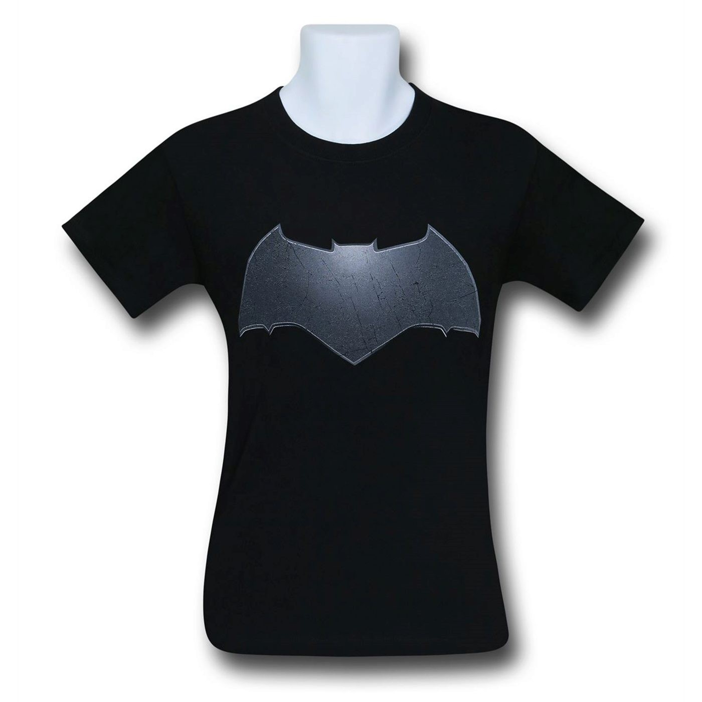 Batman Vs Superman Beveled Bat Symbol T-Shirt