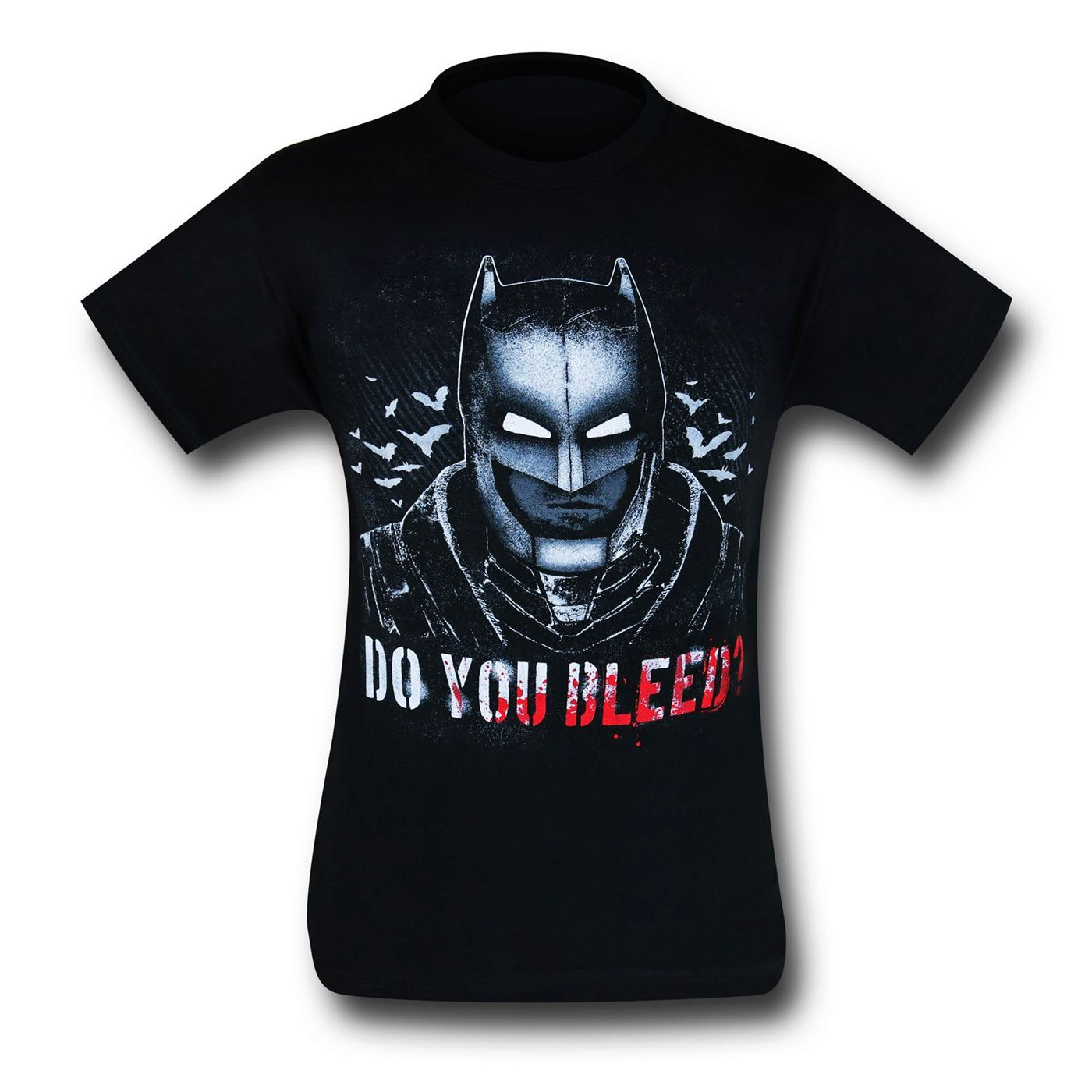 Batman Vs Superman Do You Bleed T-Shirt