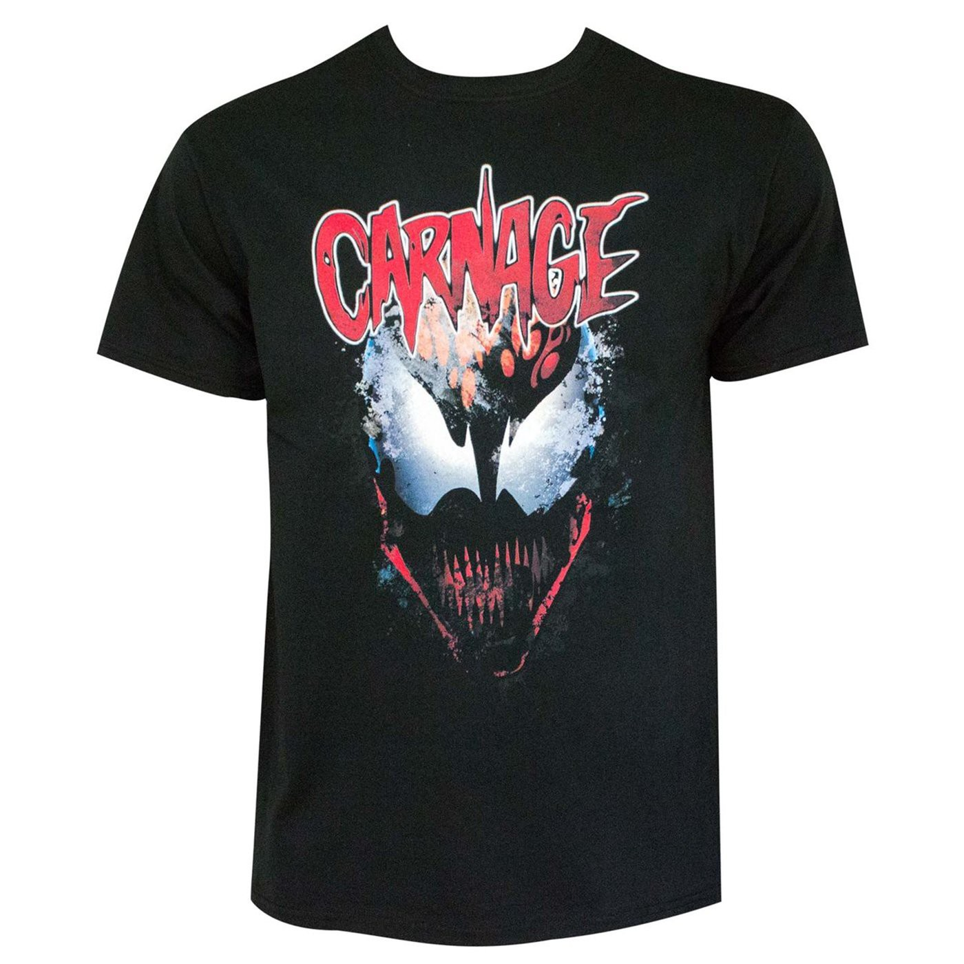 Carnage The Offspring Of Venom Men's T-Shirt