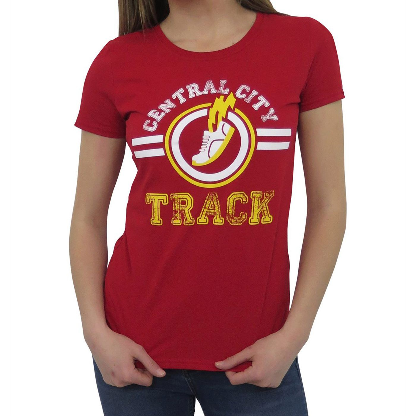 Central City Track Women's T-Shirt