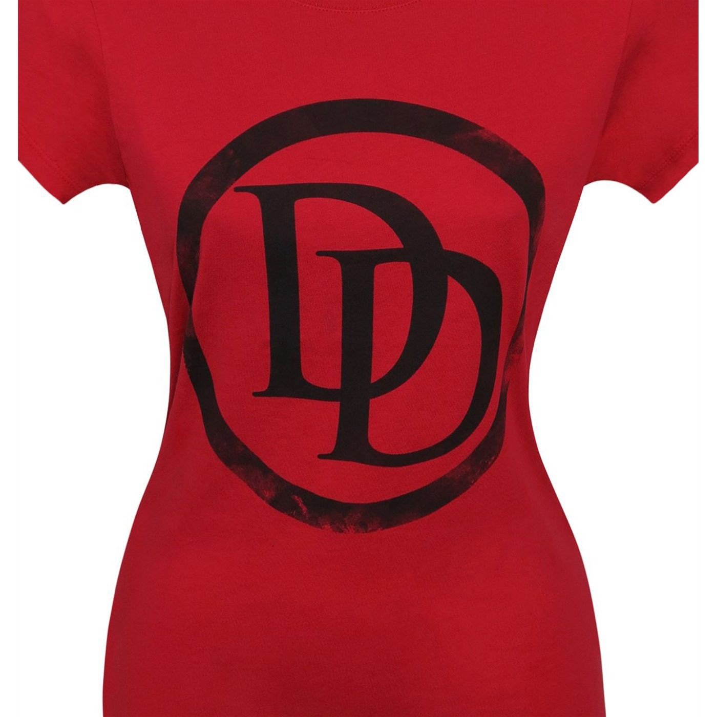 Daredevil Symbol Red Women's T-Shirt
