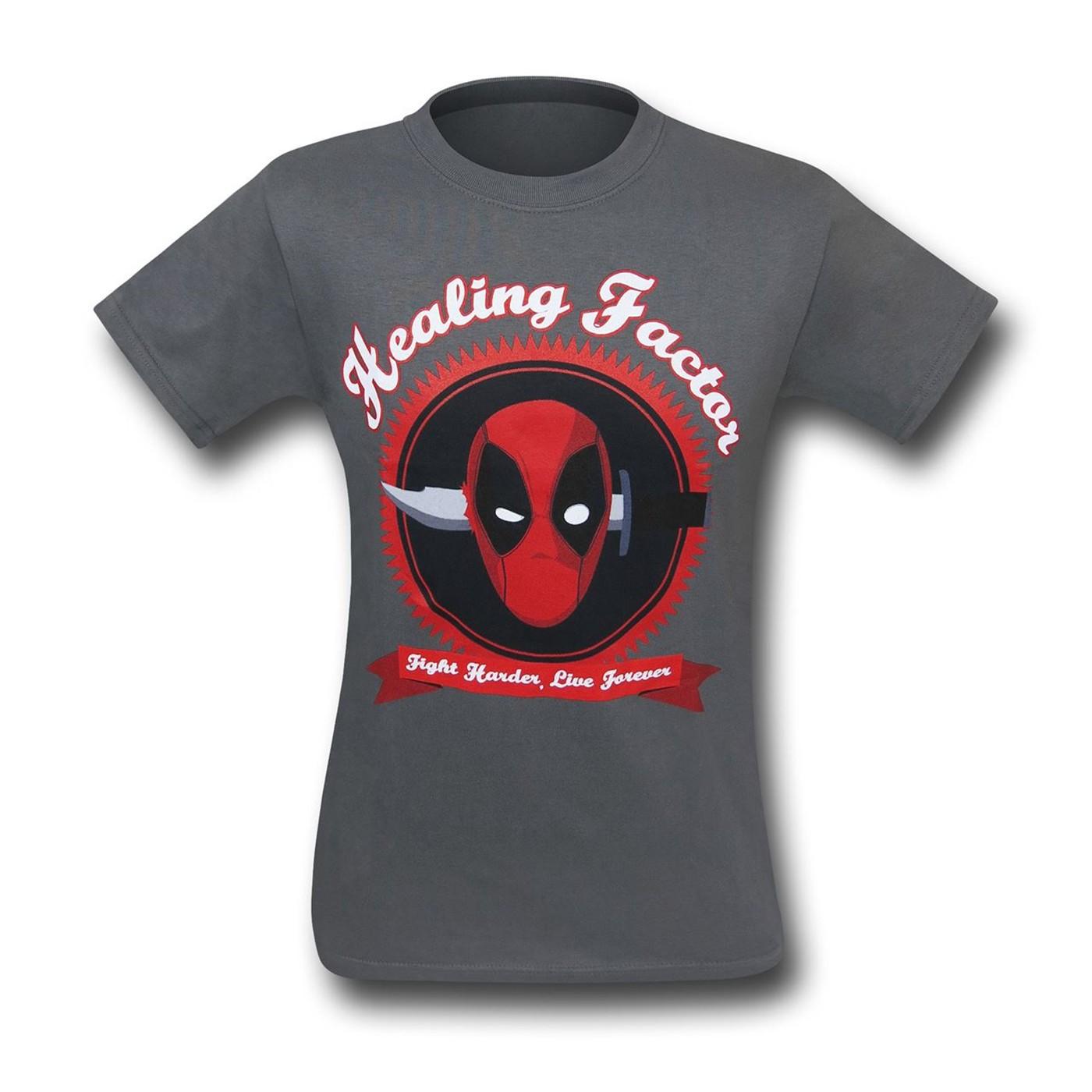 Deadpool Healing Factor Men's T-Shirt