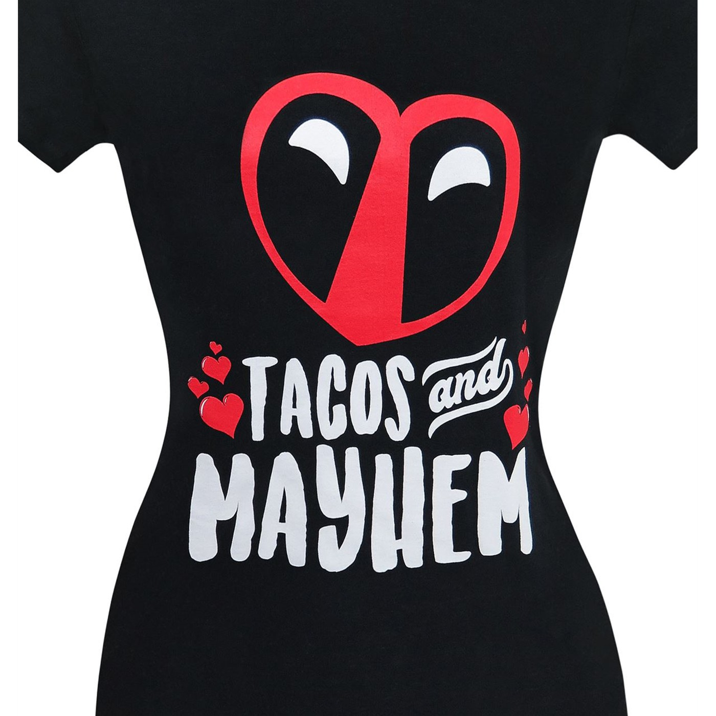 Tacos And Mayhem Women's T-Shirt