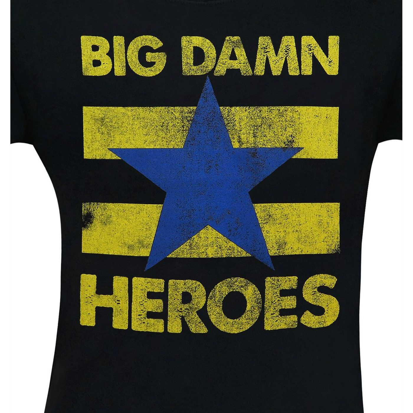 Firefly Big Damn Heroes Men's T-Shirt