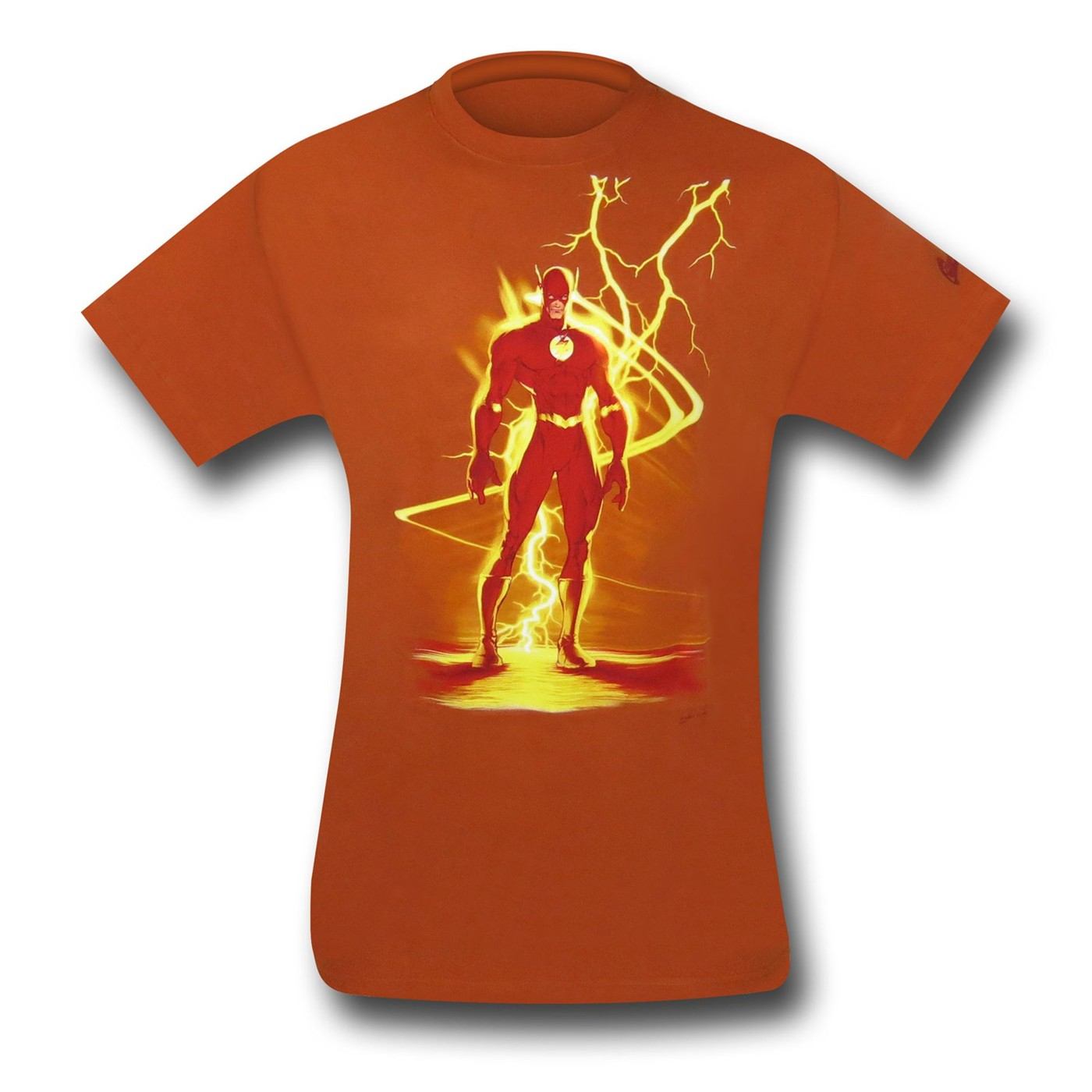 The Flash III T-Shirt by Michael Turner