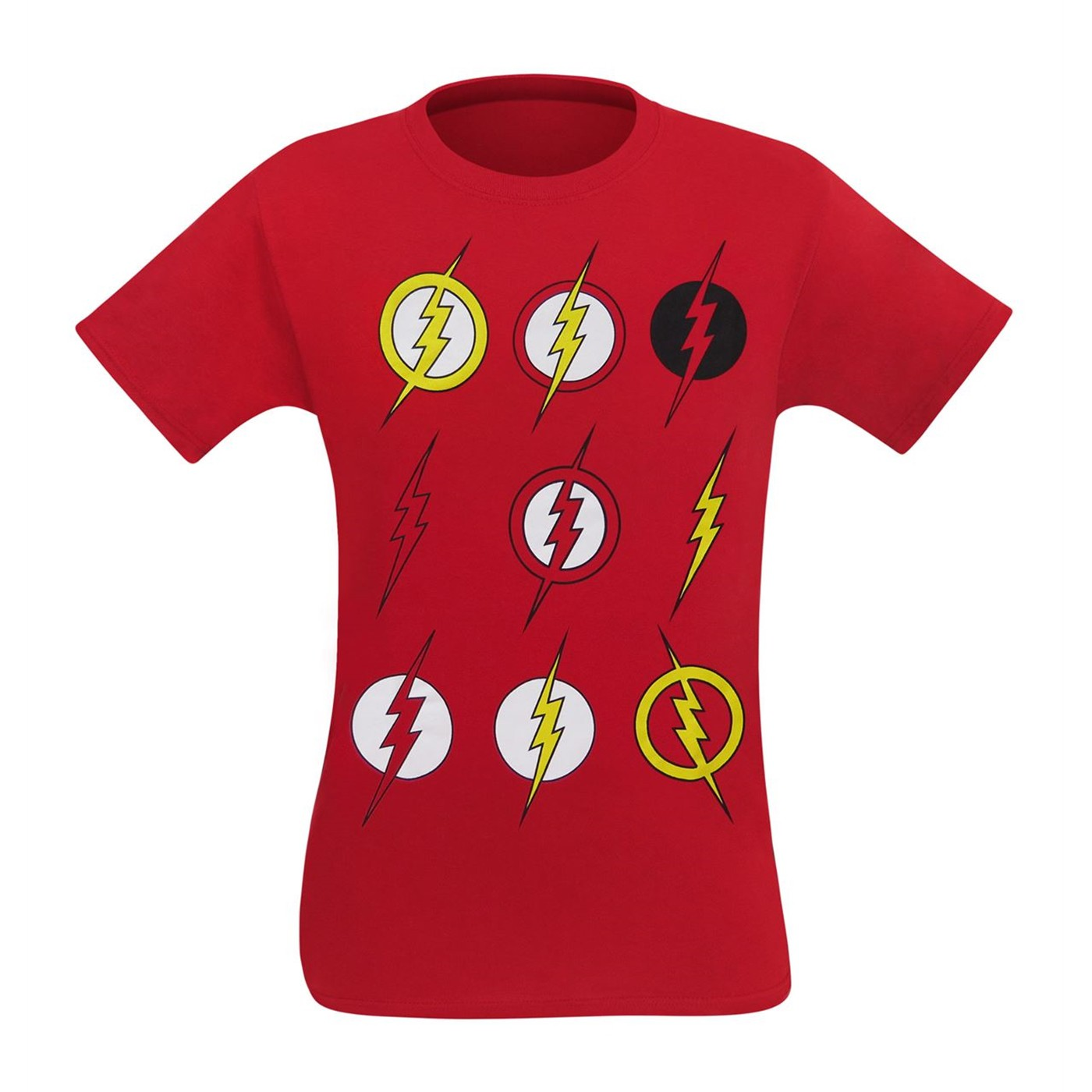 Flash Multi Symbols Men's T-Shirt