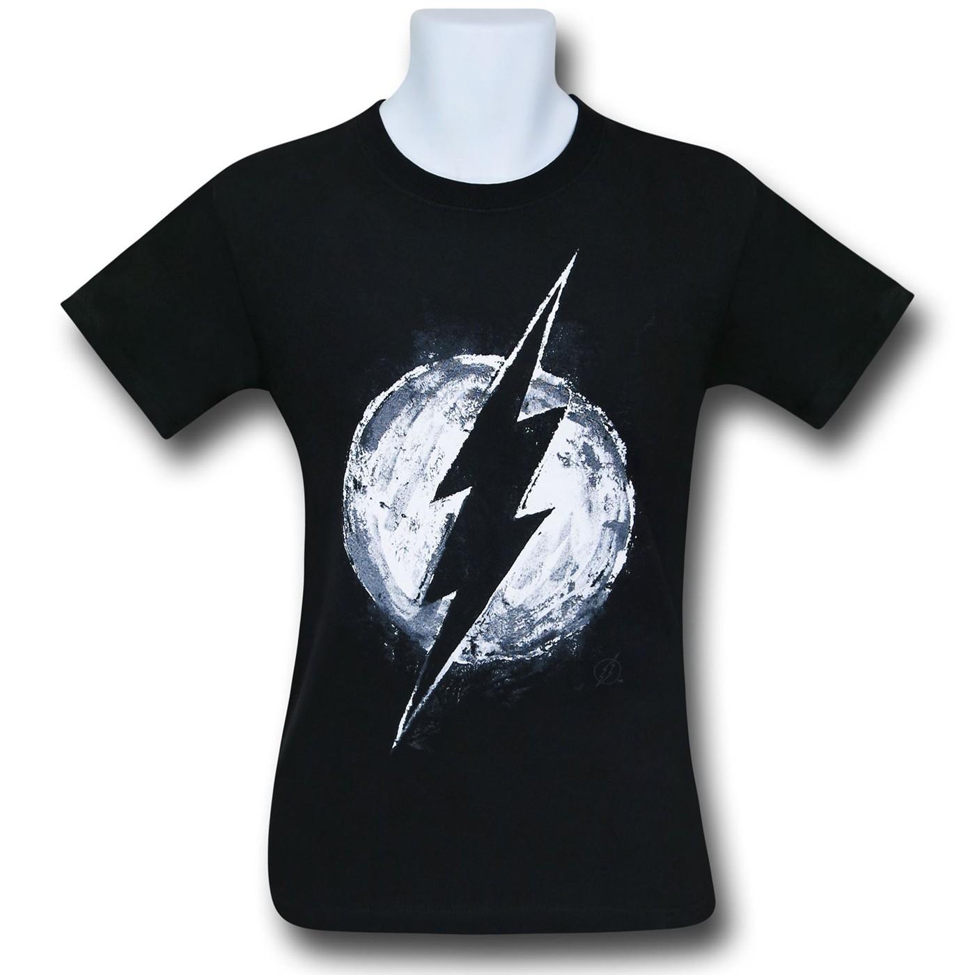 Flash Chalk Symbol T-Shirt