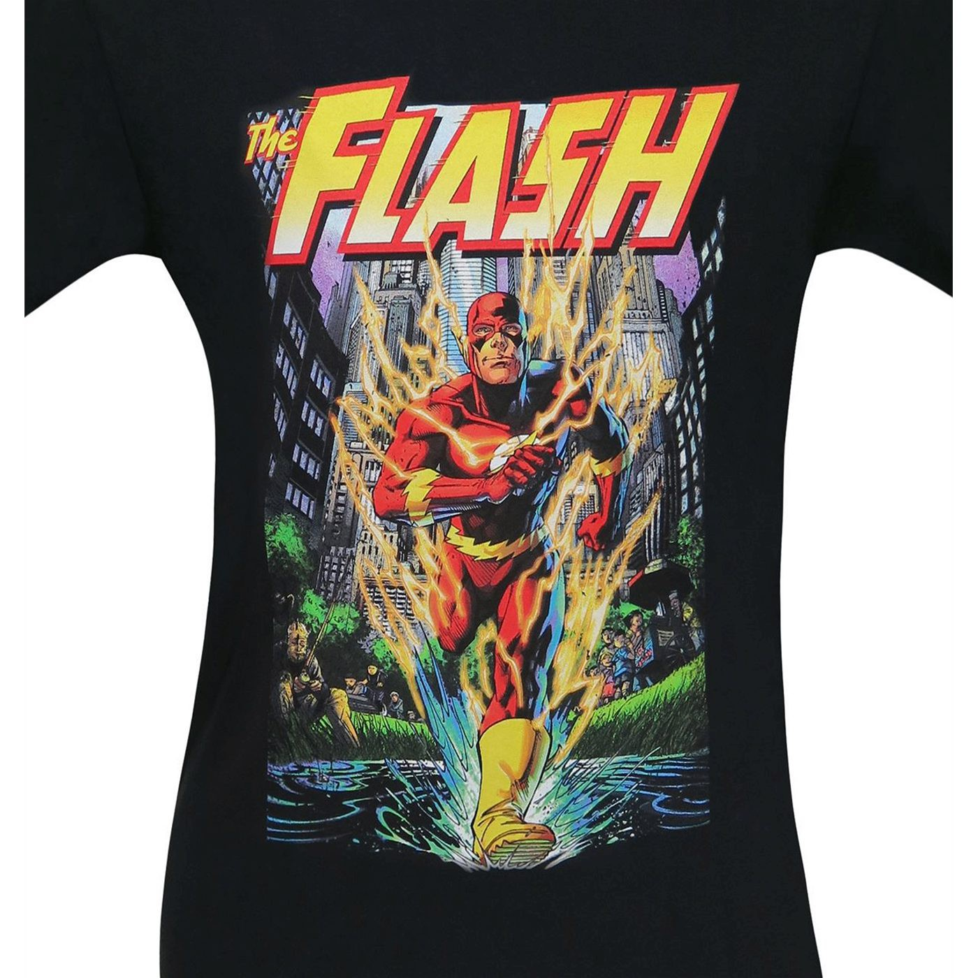 Flash Fully Charged Men's T-Shirt