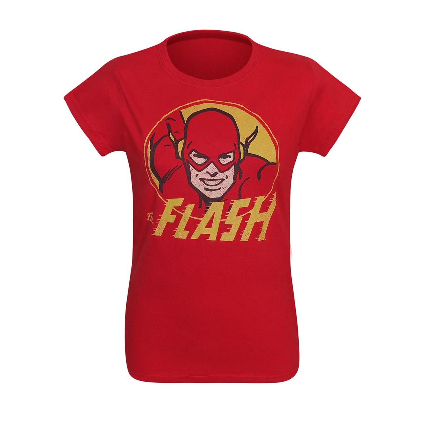 Flash Head First Women's T-Shirt