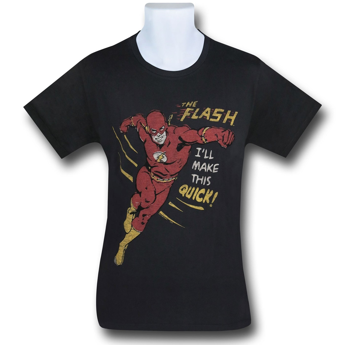 Flash Make This Quick Junk Food T-Shirt
