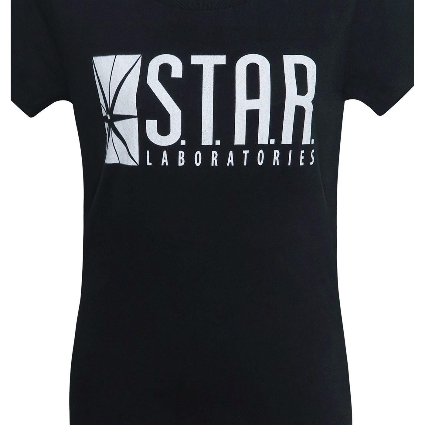 Flash Star Labs Women's T-Shirt