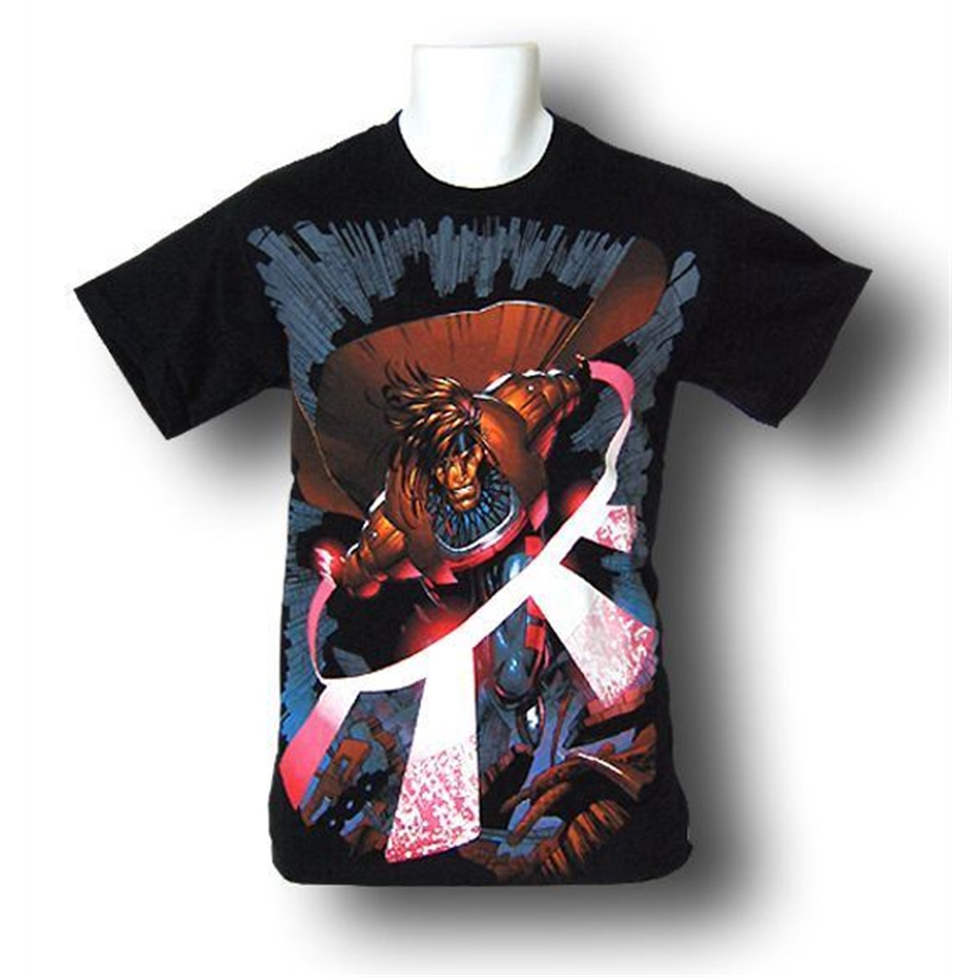 Gambit Breaks Through T-Shirt