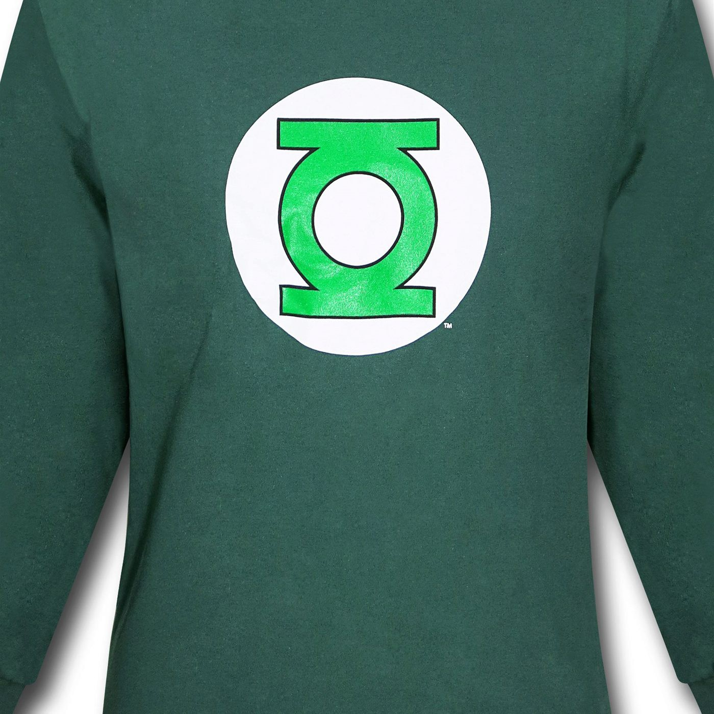 Green Lantern Long Sleeve Symbol T-Shirt