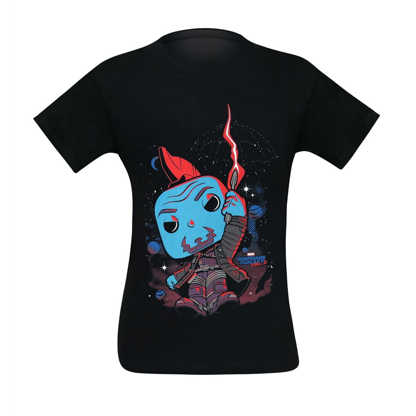 Funko Pop GOTG Yondu with Umbrella Men's T-Shirt