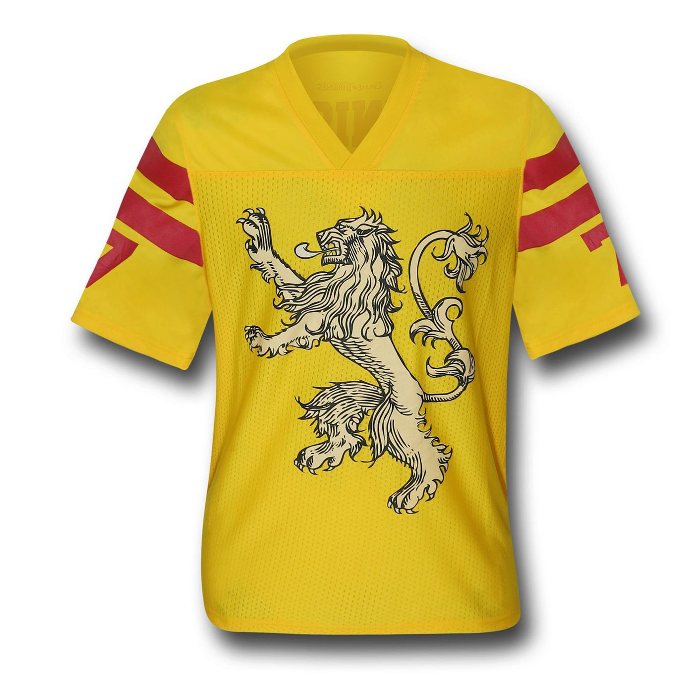 Game of Thrones Lannister Football Jersey