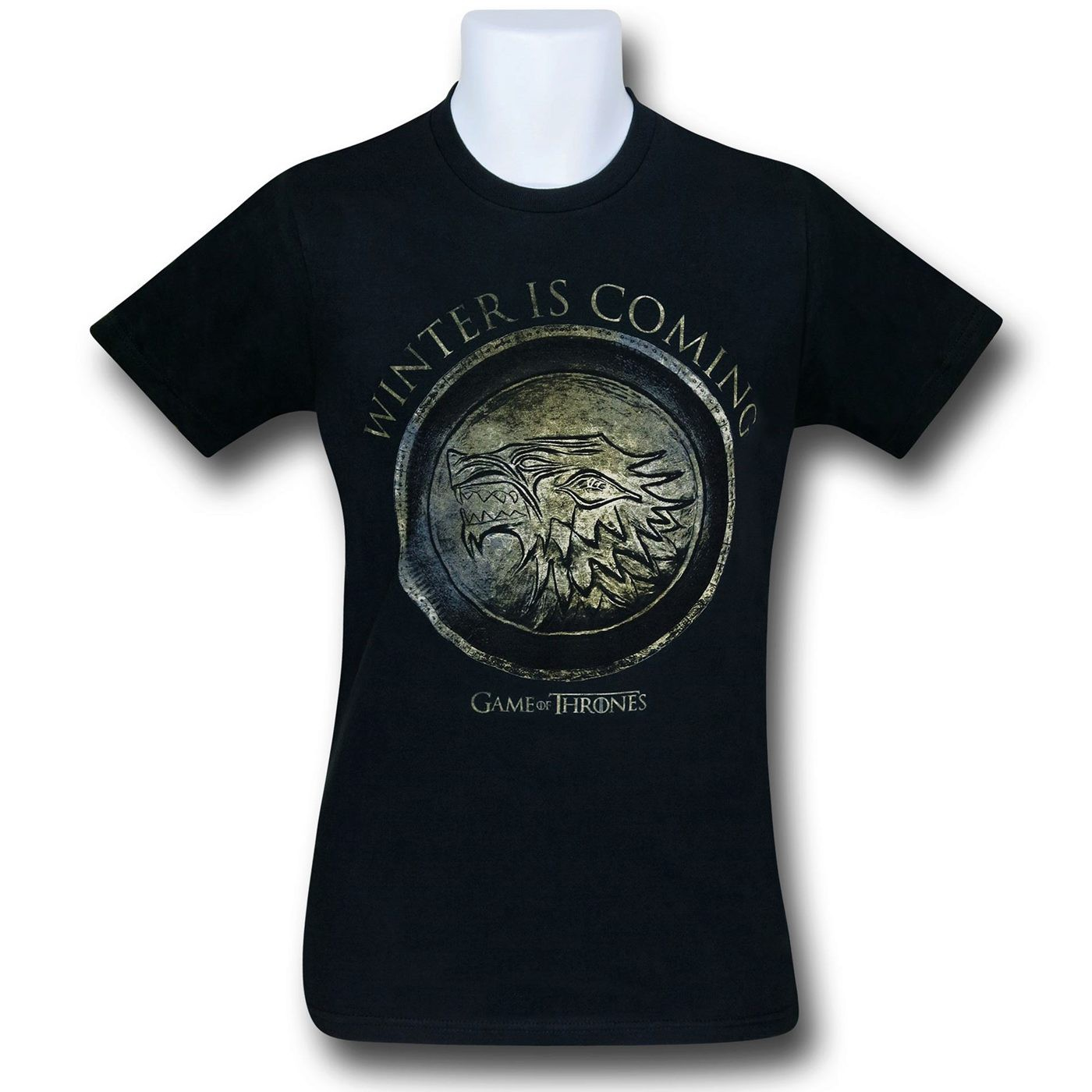 Game of Thrones Winter Is Coming T-Shirt