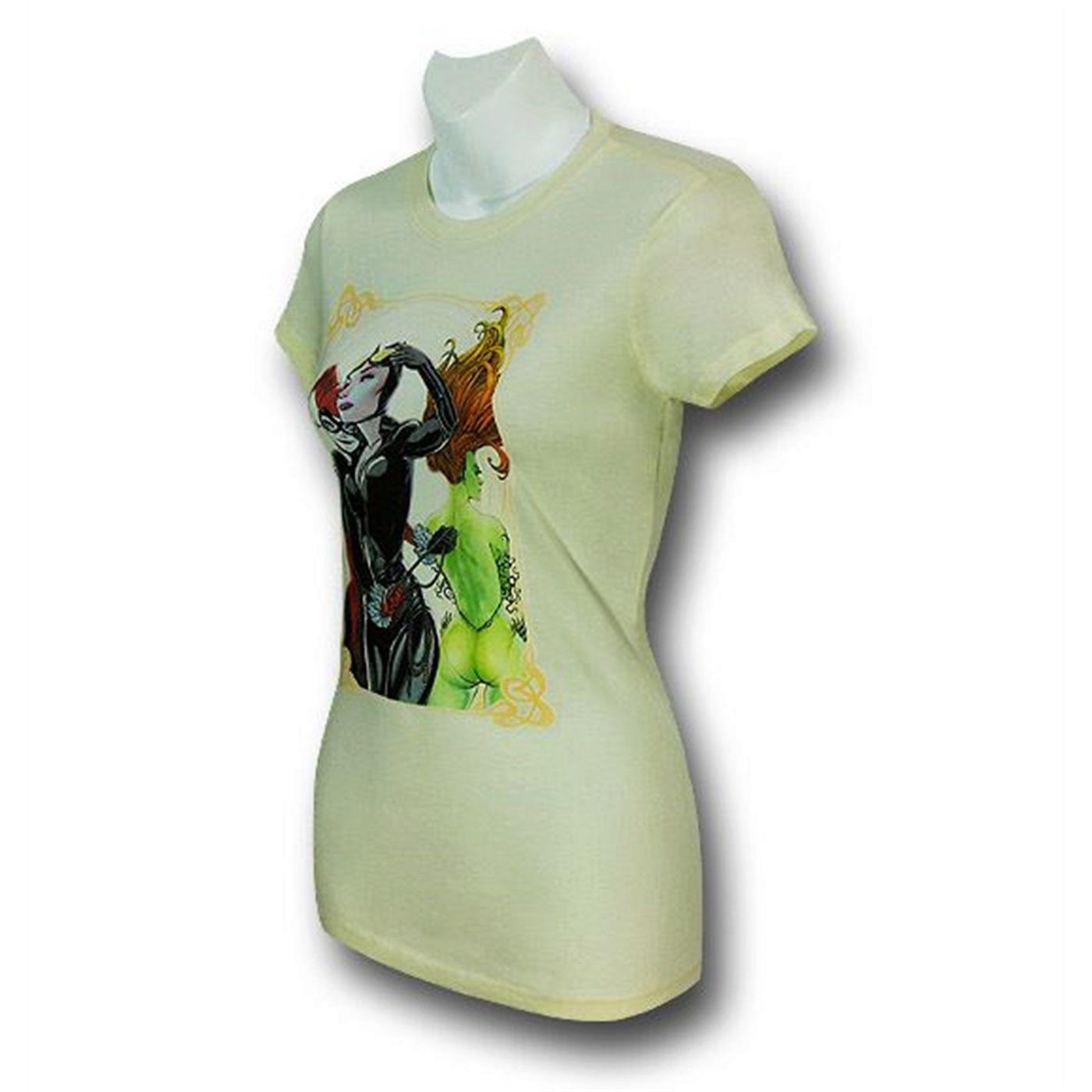 Gotham City Sirens Women's T-Shirt